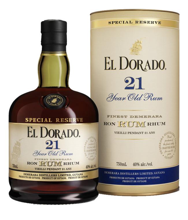 Demerara El Dorado 21YO