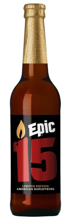 Epic 15 American Barleywine