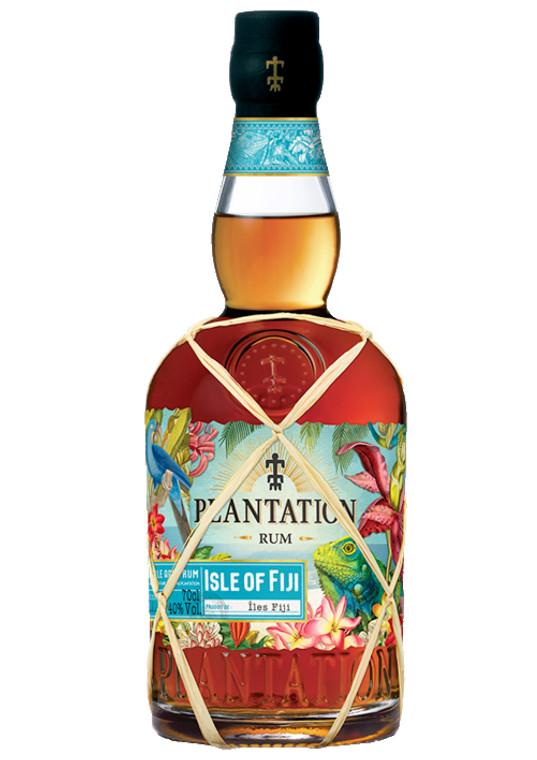 Plantation Rum Isle of Fiji Double Aged Rum