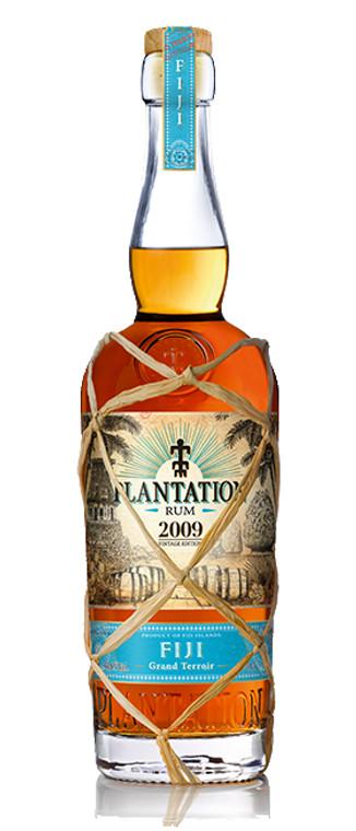 Plantation Rum Fiji Islands 2009 9YO Double Aged Rum