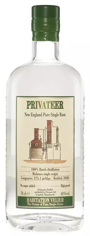 Privateer 2020 New England White Rum Habitation Velier