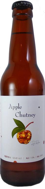 Gorilla Apple Chutney Sour