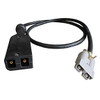 36V EZ-GO Charger Cable for Chargeplus Golf Cart Charger