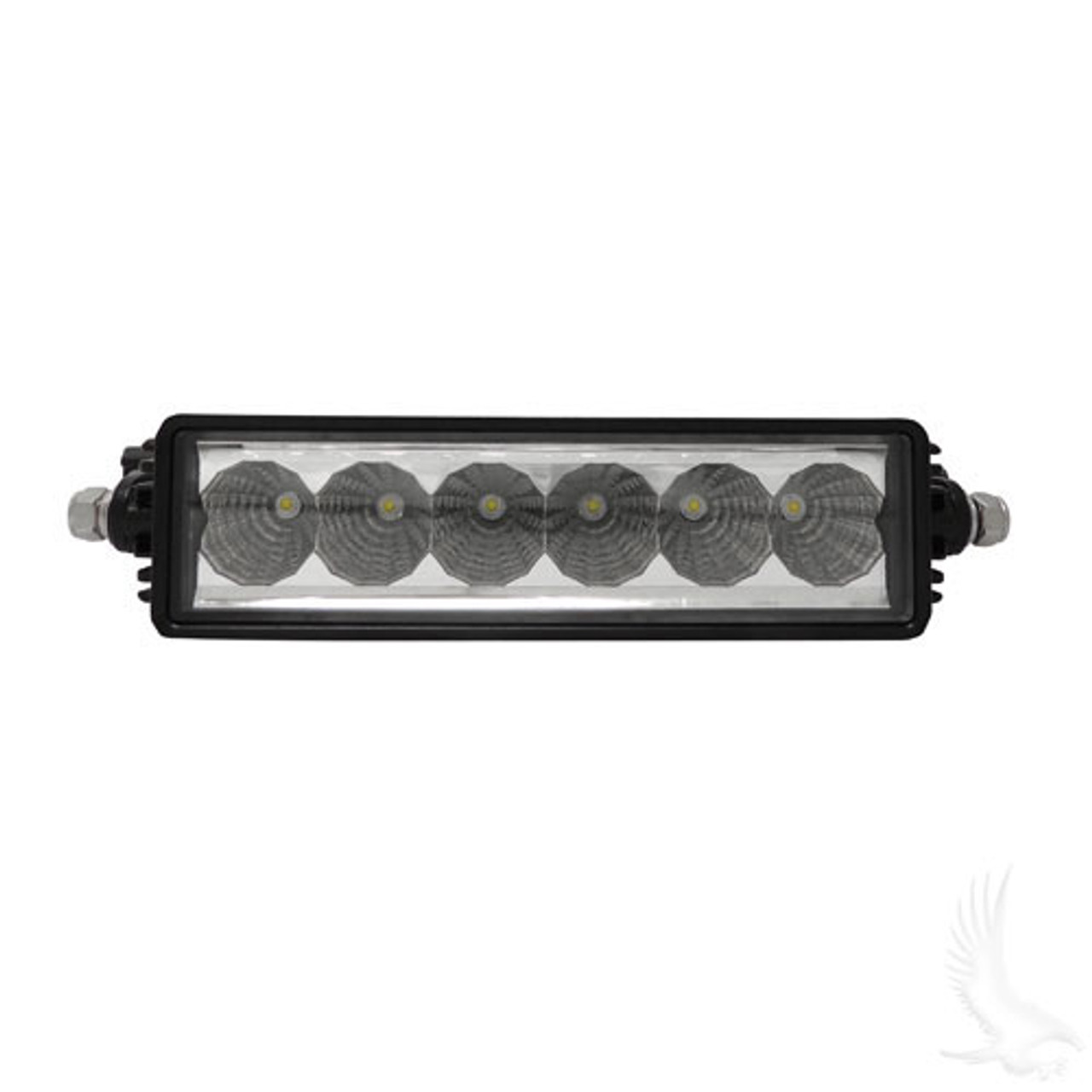 "Utility Spotlight, LED, 7.75"" 12V-24V 18W 1350 Lumen"
