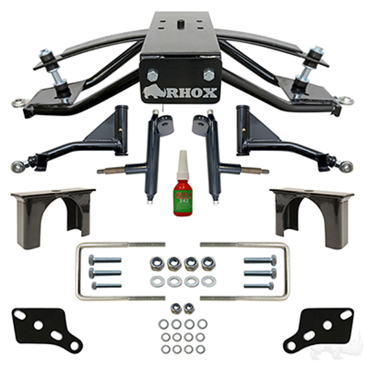 "RHOX Standard A-Arm Lift Kit, 6"" Club Car Precedent"