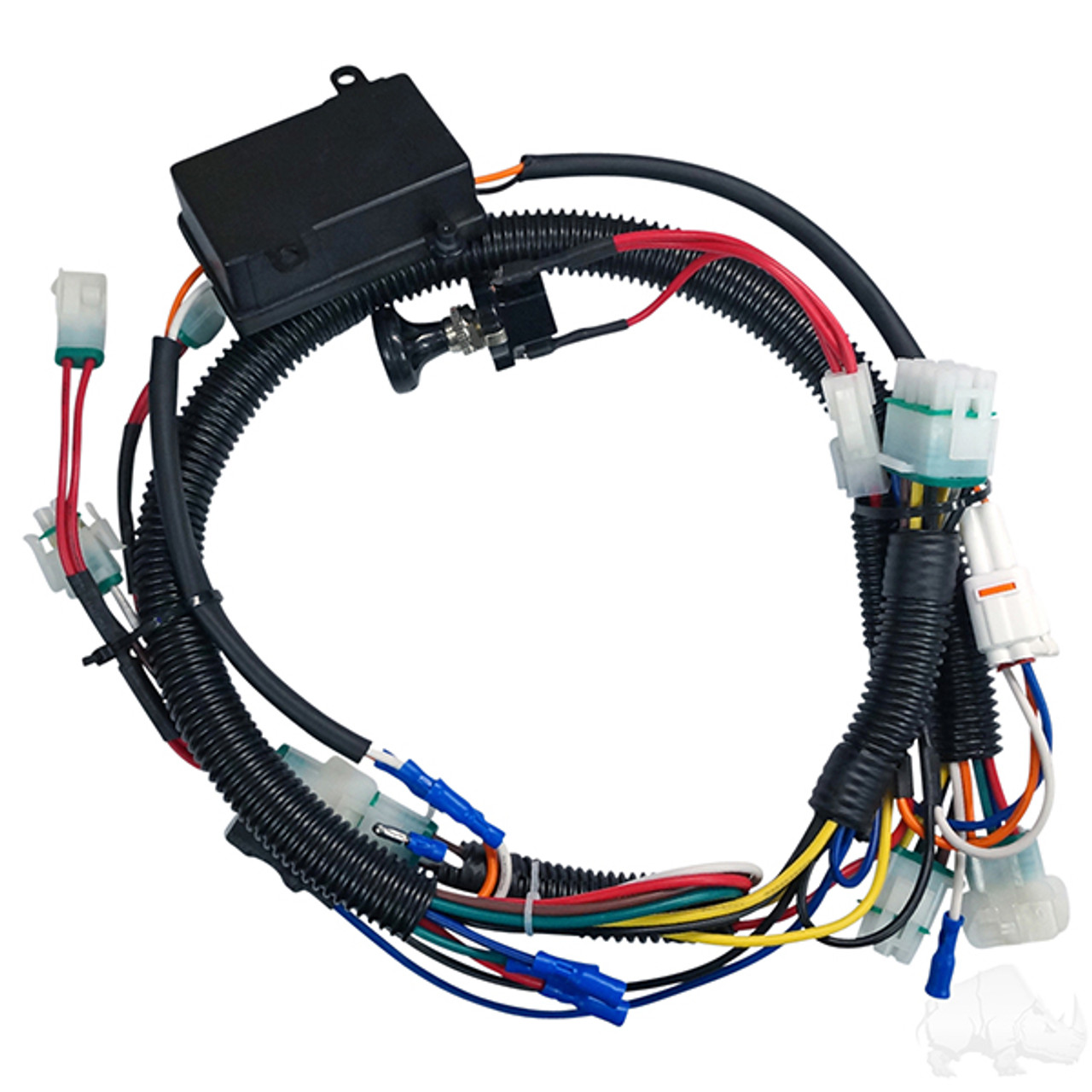 LGT-340LB Plug and Play wiring harness for upgrading to Deluxe Light Kits