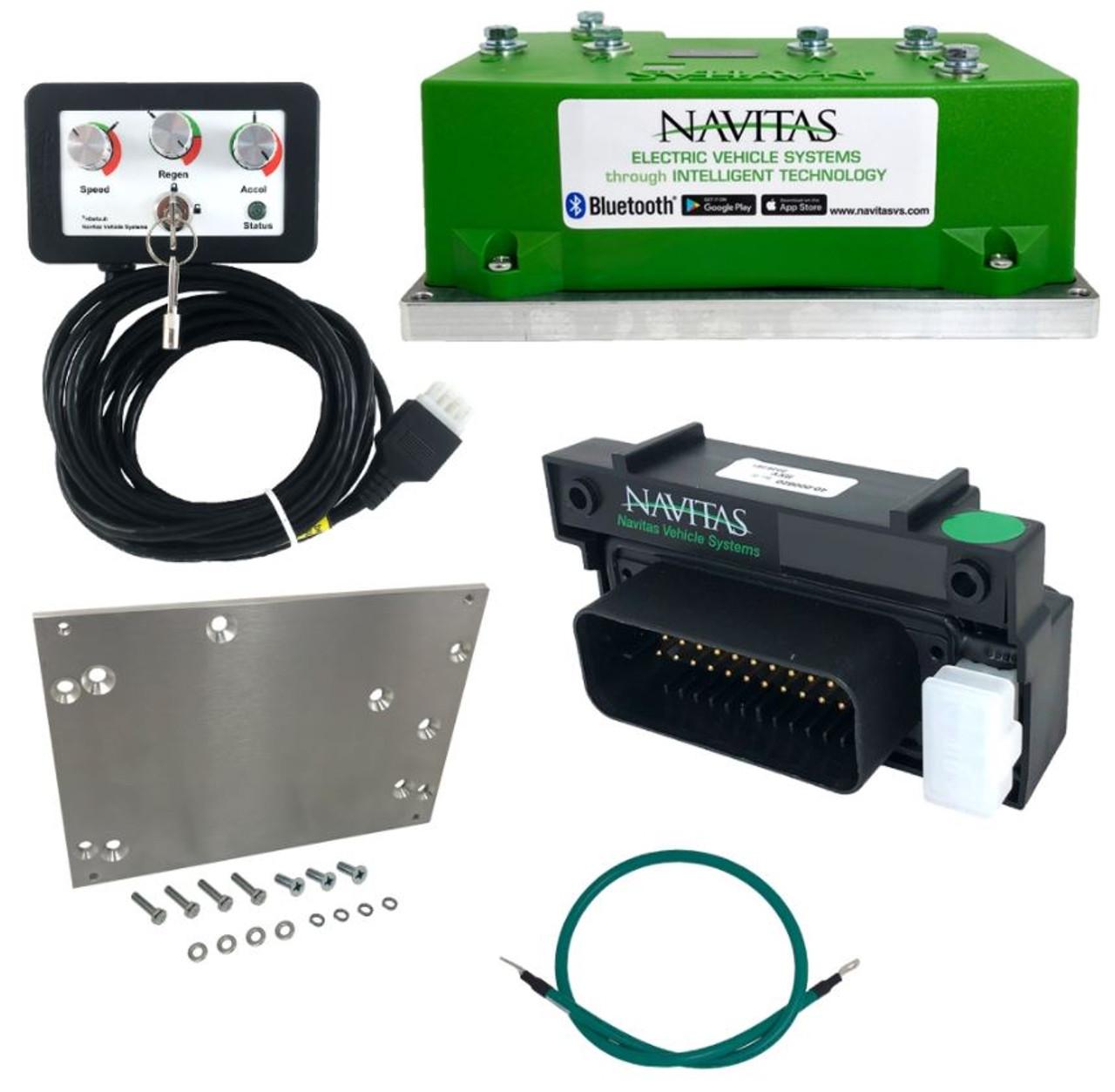 ICON Advanced EV Navitas 440-Amp 48-Volt AC Upgrade TAC2 Controller Kit w/Bluetooth
