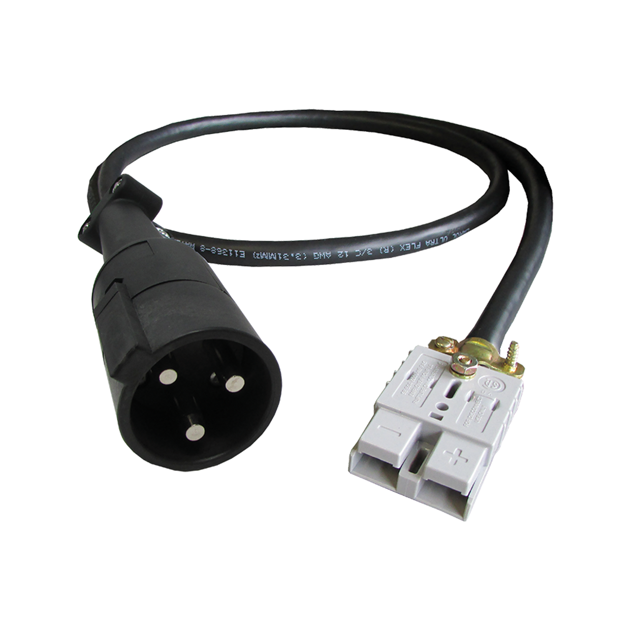 48V Star Charger Cable for Chargeplus Golf Cart Charger