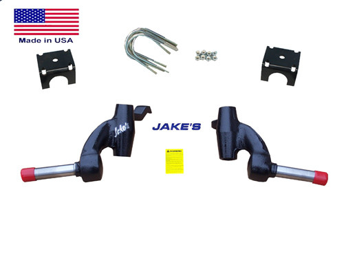 "Jakes EZGO 3"" LIFT KIT 2001 1/2 NEWER SPINDLE GAS"