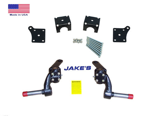 "Jakes EZGO 3"" LIFT KIT 2001 1/2 NEWER SPINDLE ELECTRIC"