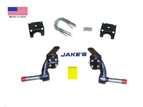 "Jakes EZ-GO 3"" LIFT KIT 1994-2001 1/2 SPINDLE GAS"