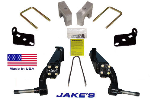 "Jakes CC 6"" LIFT KIT SPINDLE 1984-1996 1/2 SPINDLE GAS"