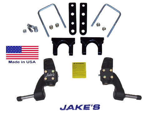"Jakes CC 3"" LIFT KIT PRECEDENT SPINDLE GAS & ELECTRIC"