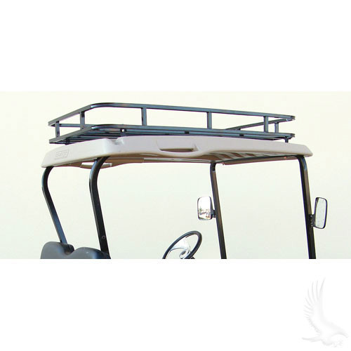 Roof Rack, E-Z-Go RXV for standard factory tops only