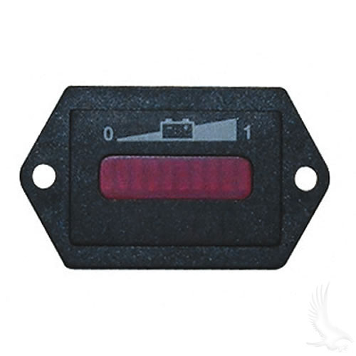 Universal State of Charge Meter, 48V with Tabs