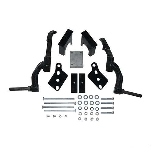 RHOX Lift Kit, designed for Club Car DS Gas 97-03 and 05+, Electric 84-03.5
