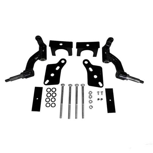 "RHOX Lift Kit, 3"" Drop Spindle, Club Car Precedent Gas & Electric"