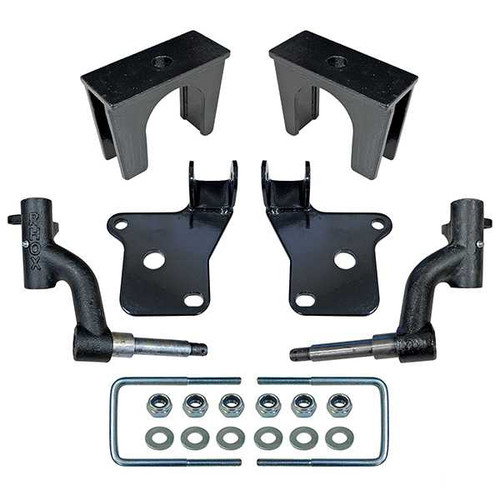 """RHOX Lift Kit, 3"""" Drop Spindle, E-Z-Go RXV Electric 08-3/2013"""