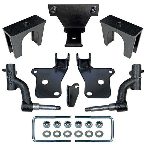 """RHOX Lift Kit, 3"""" Drop Spindle,  designed forE-Z-Go RXV Gas"""