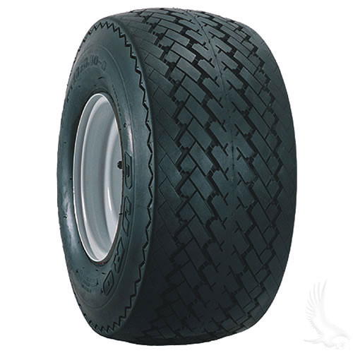 Duro Sawtooth, 18x8.5-8, 4 ply high performance golf cart tires