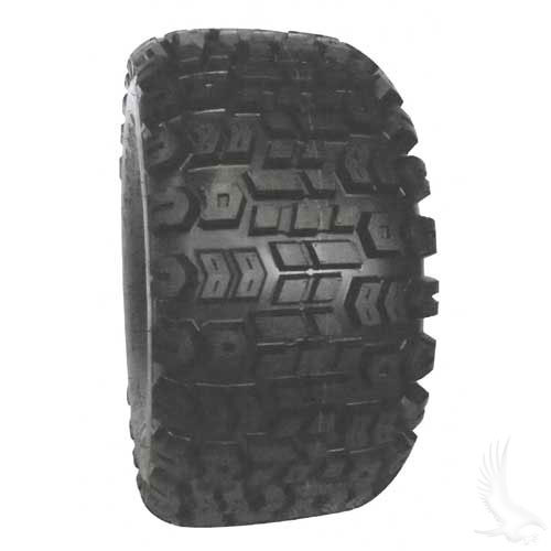 Kenda Terra Trac, 23x10.5-12, 4 ply high performance golf cart tires