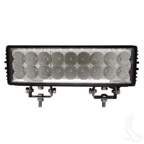 """Utility Lightbar, LED, 11"""" 12V-24V 54W 4050 Lumen"""