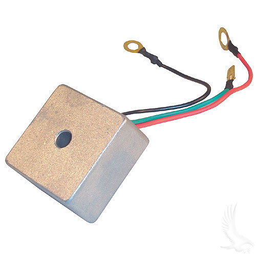 Voltage Regulator, E-Z-Go Medalist/TXT 4-cycle Gas 94+