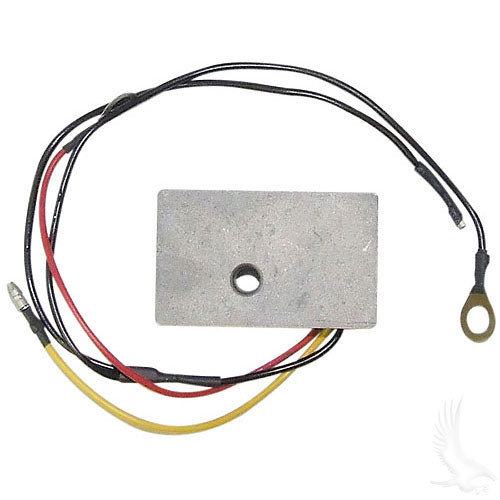 Voltage Regulator, Club Car DS Gas 92+ direct replacement OEM Part