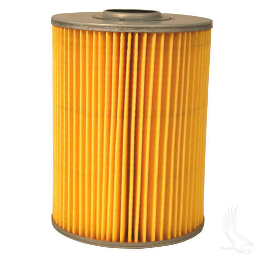 Air Filter, Oil Treated w/ O-ring Top Seal, Yamaha G2/G8/G9 4-cycle Gas 85-94
