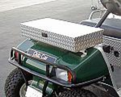Front Mount Ammo Box for Club Car DS With Locking Lid