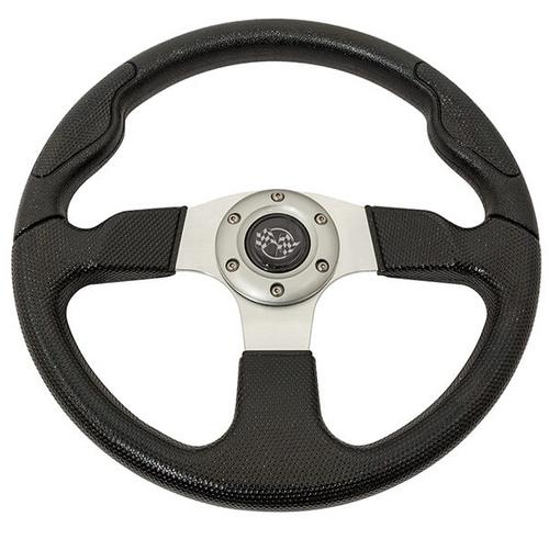 Rally Steering Wheel Black