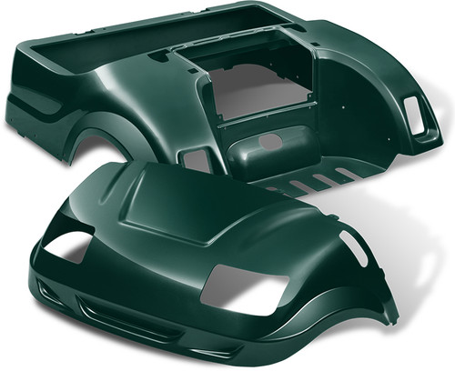 Yamaha Drive Vortex Body Kit in Green