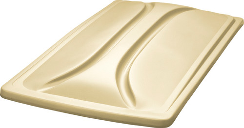 """Doubletake 80"""" Long Track Color Matched Golf Cart Top Buff"""