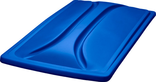 """DoubleTake 80"""" Long Track Color Matched Top Blue"""