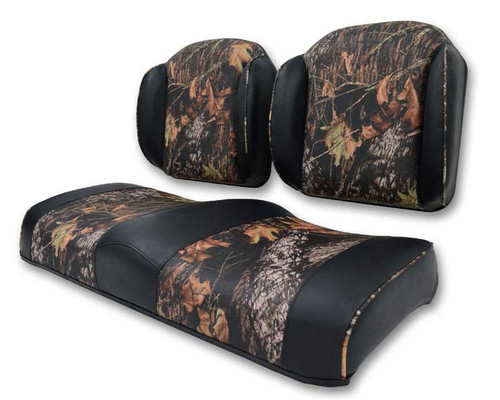 Lazy Life Premium Contour Seat with Dual High Backs available for Club Car, Z-GO and Yamaha Golf Carts