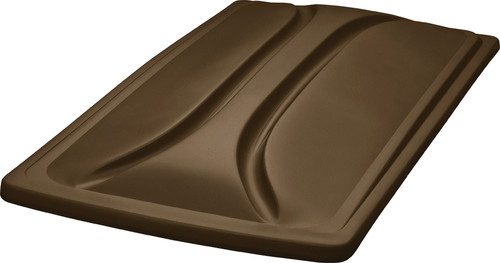 """Doubletake Bronze 80"""" Long Track Color Matching Top"""