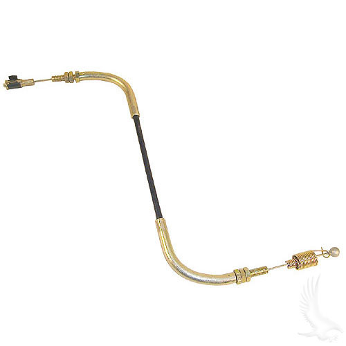 "Throttle Cable, 17¼"", Club Car Gas 84-91"