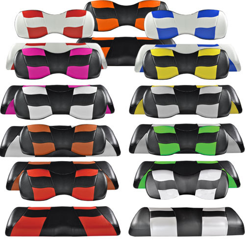 Genesis 300 Deluxe Rear Seat Color Options