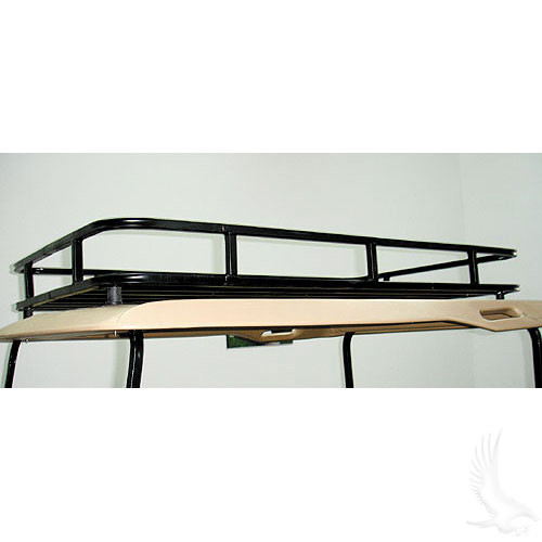 Roof Rack, E-Z-Go TXT 94-14 for standard factory tops only