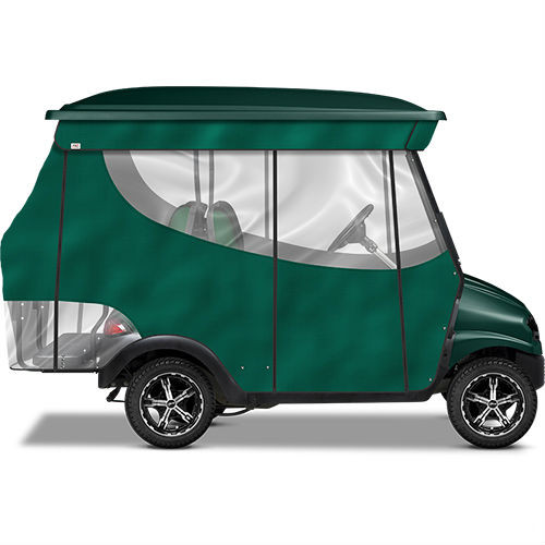 Doubletake Color Matched 4 passenger enclosure