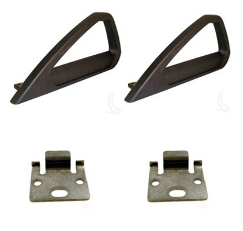 Front Seat Hip Restraint Set Club Car DS 2000+