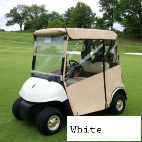 DoorWorks Over the Top Golf Cart Enclosure