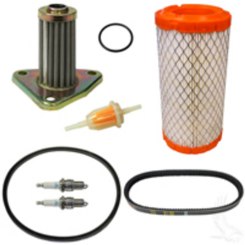 EZ-GO 05+ 4 Cycle Deluxe Tune Up Kit with oil Filter