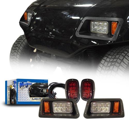 Madjax LED Light Kit with Basic Harness & Old Style Bezel will fit Yamaha® G-22®