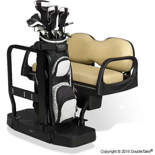 MAX 5 Removable Golf Bag Attachment