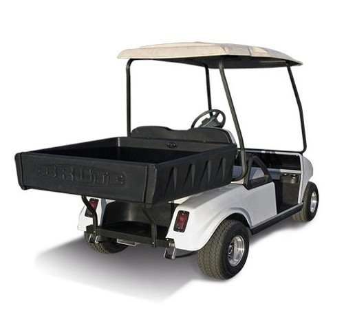 BRUTE Golf Cart Cargo Bed ABS Plastic inc. Mount Kit