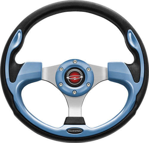 """Pilot 13"""" Color Matched Steering Wheel Sky"""