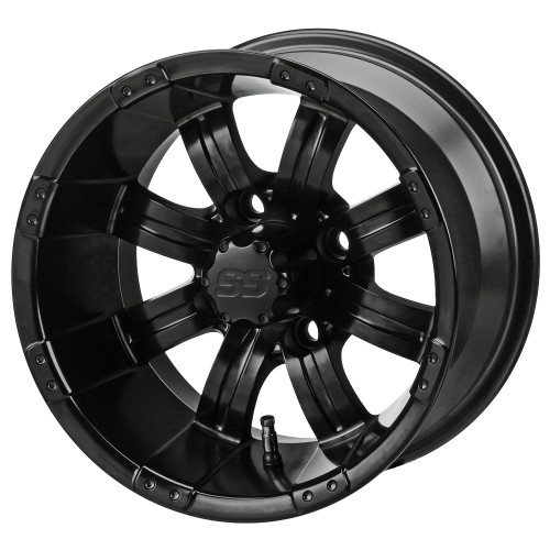 LSC Casino SS 10X7 Matte Black 3+4 Offset
