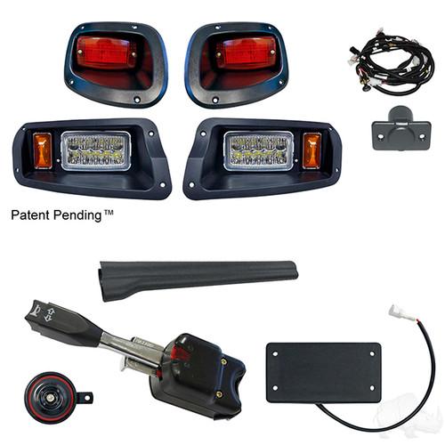 Factory Style LED Adjustable Light Kit, E-Z-Go TXT 14+, (Standard, OE Fit)
