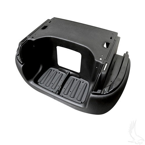 Rear Underbody Club Car Precedent Black
